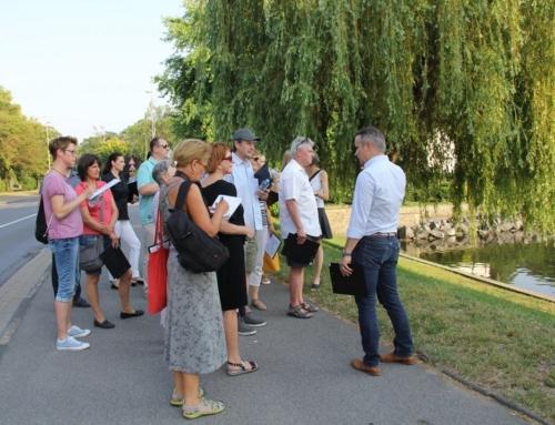 Dokumentation der Stadtspaziergänge im Rahmen des InHK (26.06.2019)