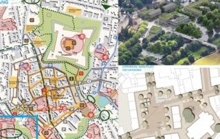 Strukturplan und Entwicklungsperspektiven