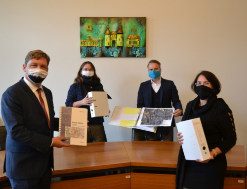 Integriertes Handlungskonzept bei der Bezirksregierung in Köln abgegeben!
