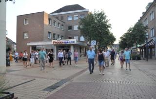 Bürgerspaziergang durch Inenstadt