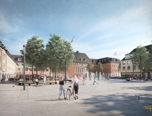 InHK Projekt Marktplatz noch in der Anfangsphase!